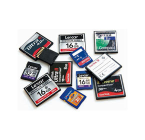 Photo Memory Cards