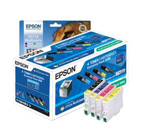 Epson Ink & Toners