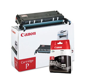 Canon Ink & Toners
