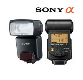 Sony flashguns