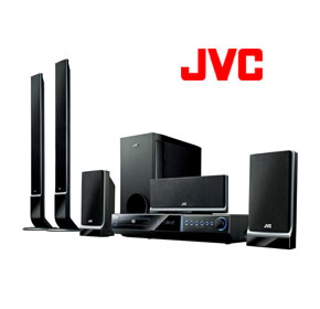 JVC Home Theaters