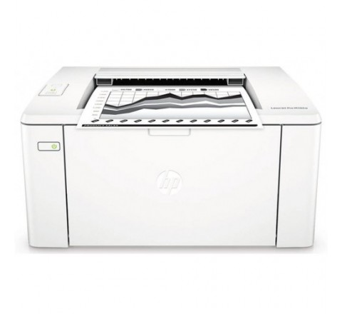 HP LaserJet Pro M102w Wireless Laser Printer (G3Q35A)