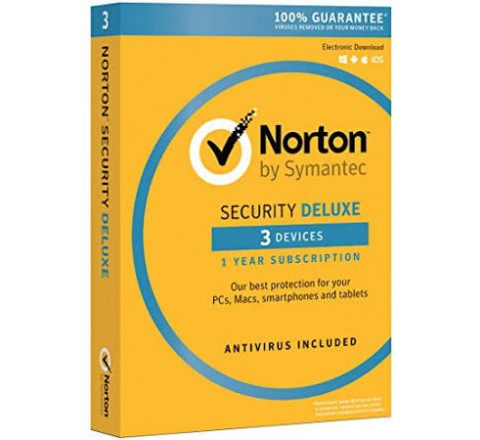 Norton DeLuxe 3