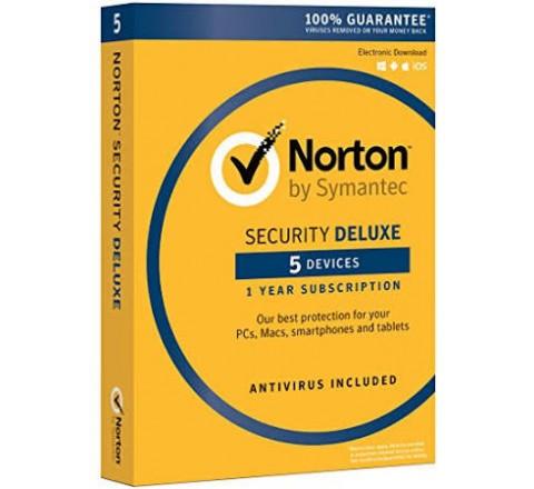 Norton DeLuxe 5